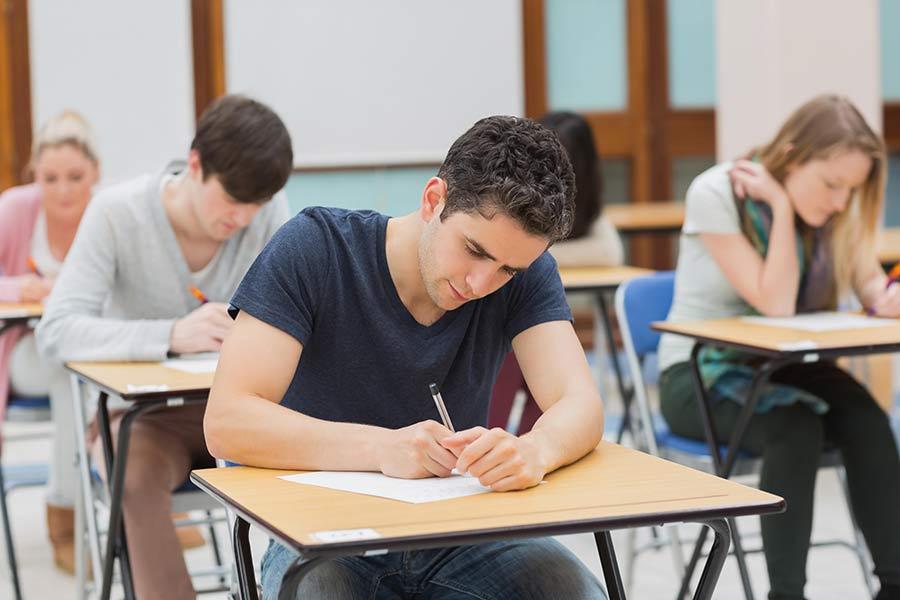 preparar exámenes para selectividad